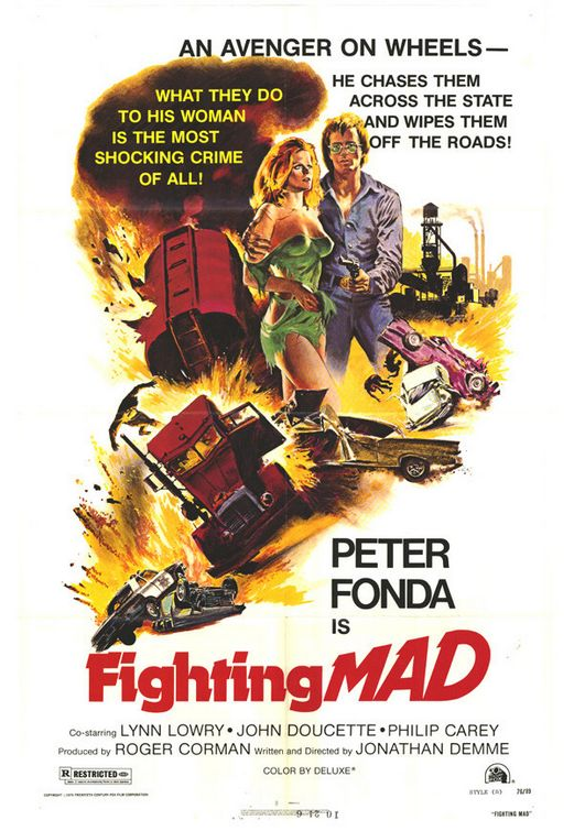 Fighting Mad  movie
