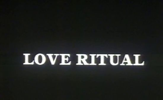 Love Ritual movie