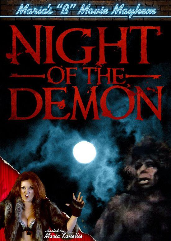 Night of the Demon movie