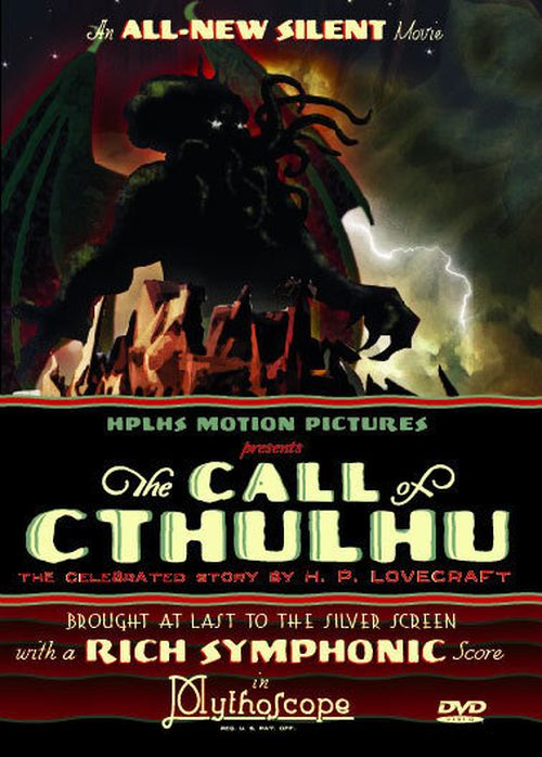 The Call of Cthulhu movie