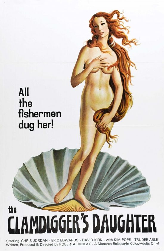 The Clamdigger's Daughter movie