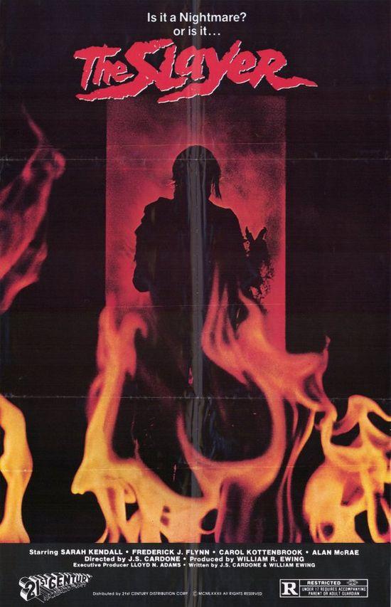 The Slayer  movie