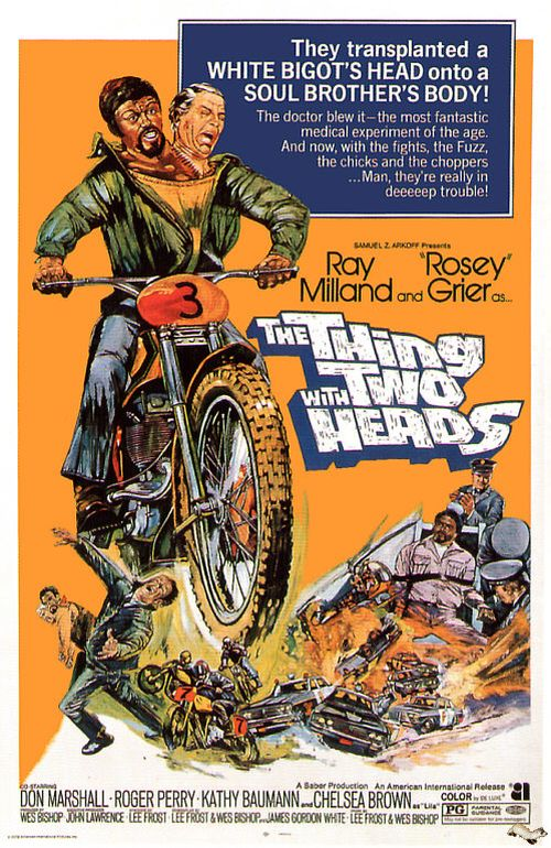 The Thing with Two Heads movie