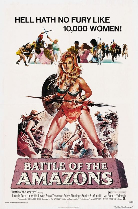 Battle of the Amazons movie