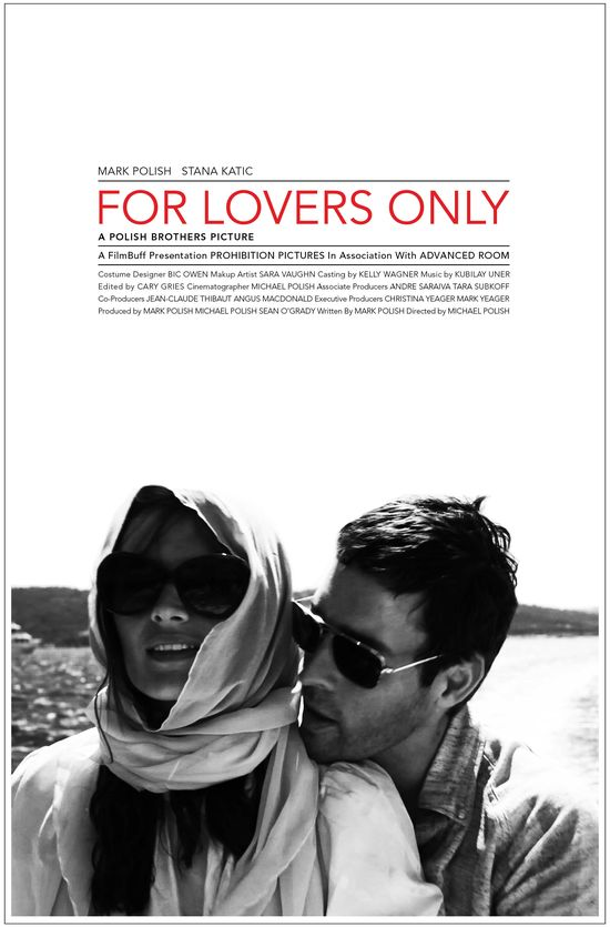 For Lovers Only movie