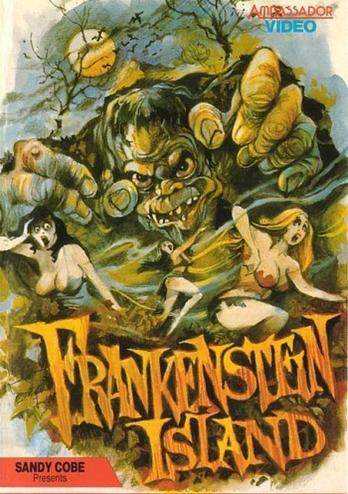 Frankenstein Island movie
