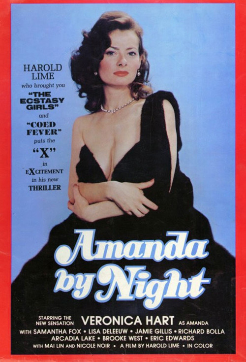 Amanda by Night movie