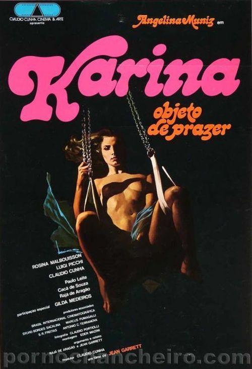 Karina, Objeto do Prazer movie