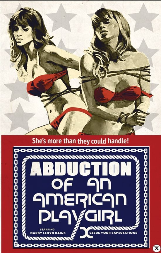 Abduction of an American Playgirl movie