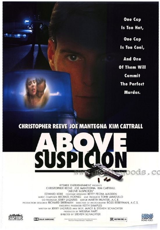 Above Suspicion movie