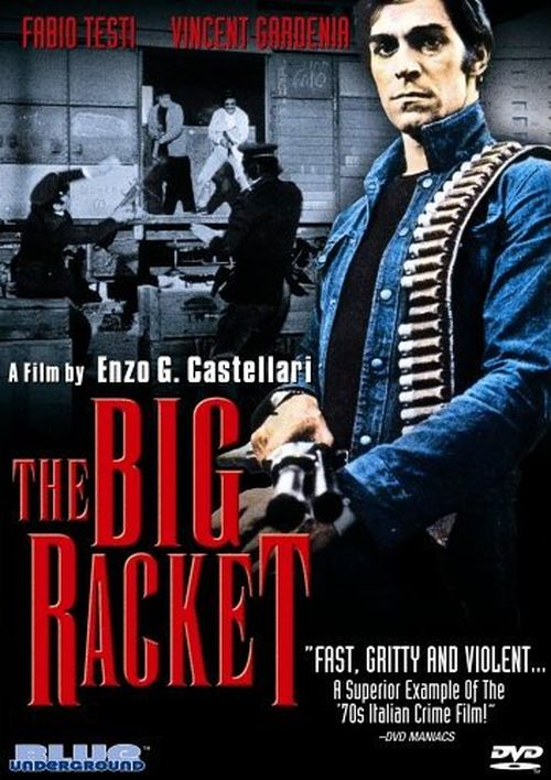 The Big Racket movie