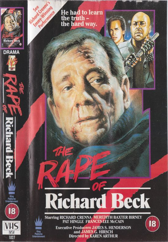 The Rape of Richard Beck movie