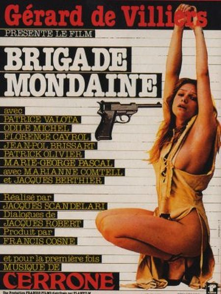Brigade mondaine movie