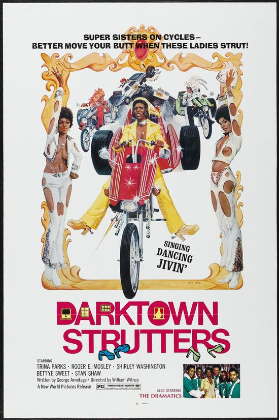 Darktown Strutters movie