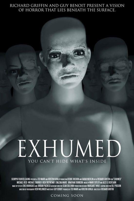 Exhumed movie