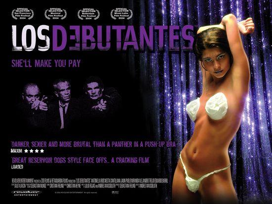 The Debutantes movie