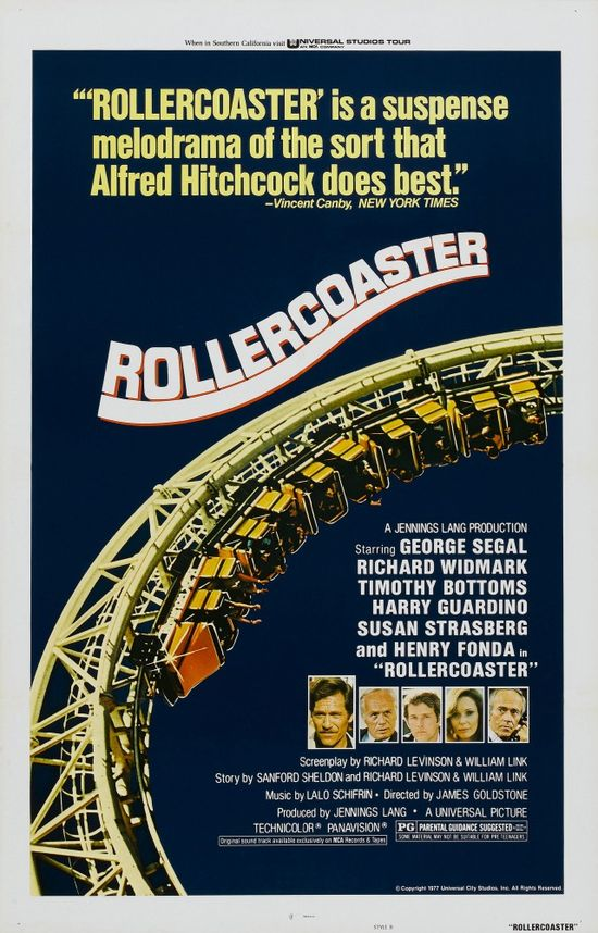 Rollercoaster movie