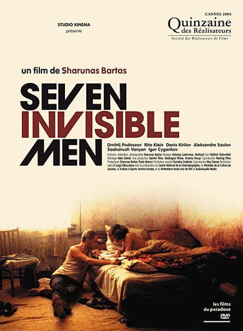 Seven Invisible Men movie
