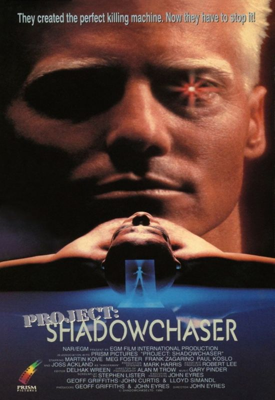 Shadowchaser movie