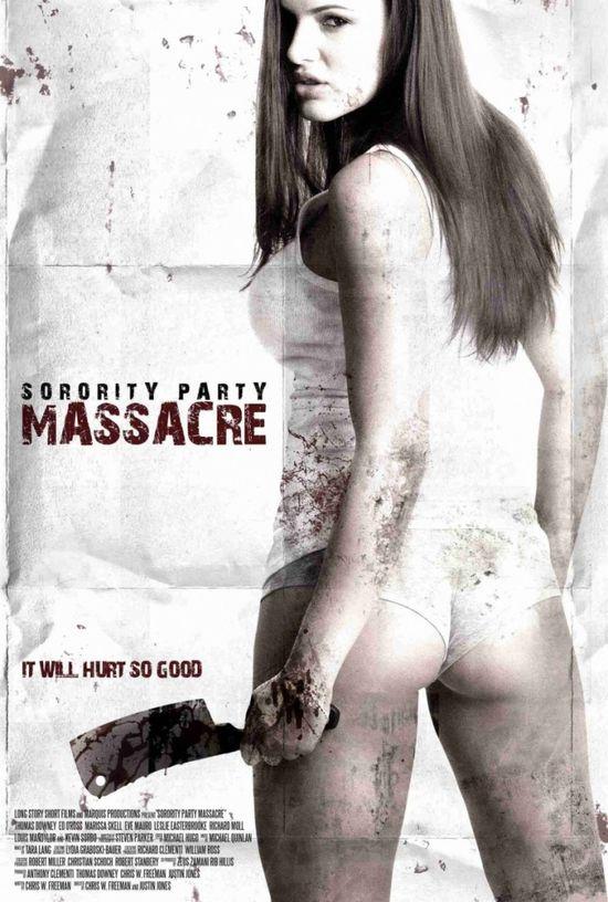 Sorority Party Massacre movie