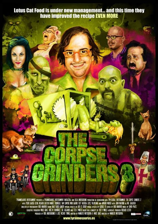 The Corpse Grinders 3 movie