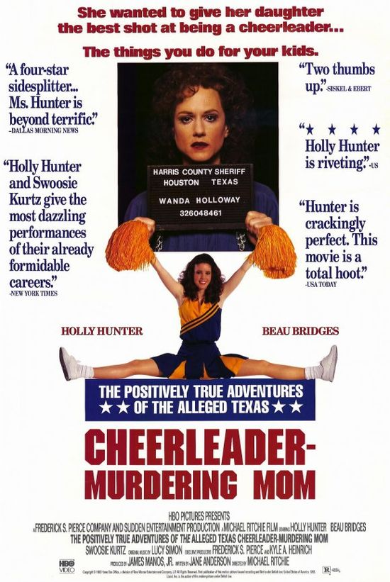 Positively True Adventures of Alleged Texas Cheerleader movie