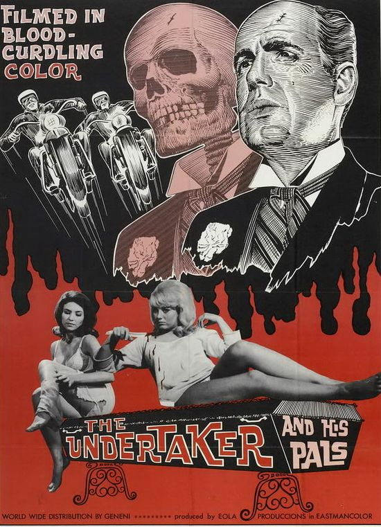 The Undertaker and His Pals movie
