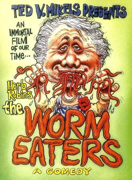 The Worm Eaters movie