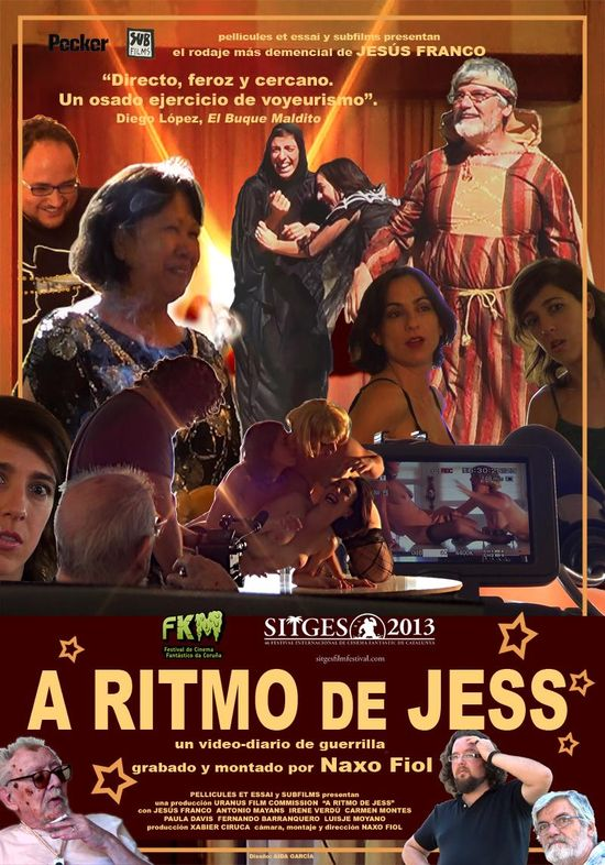 A ritmo de Jess movie