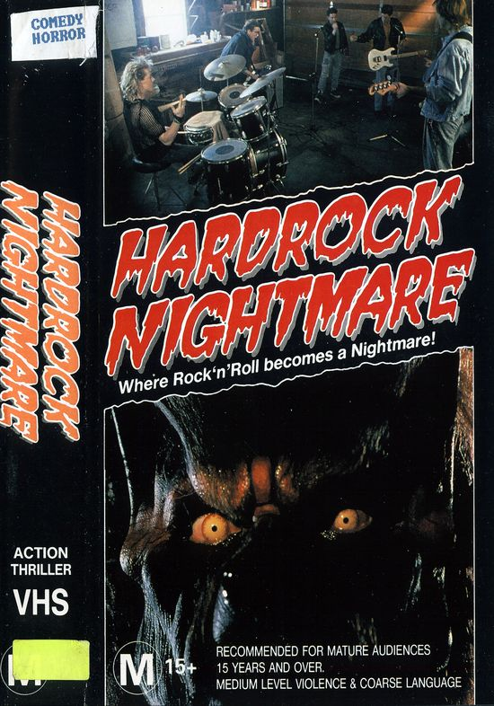 Hard Rock Nightmare movie