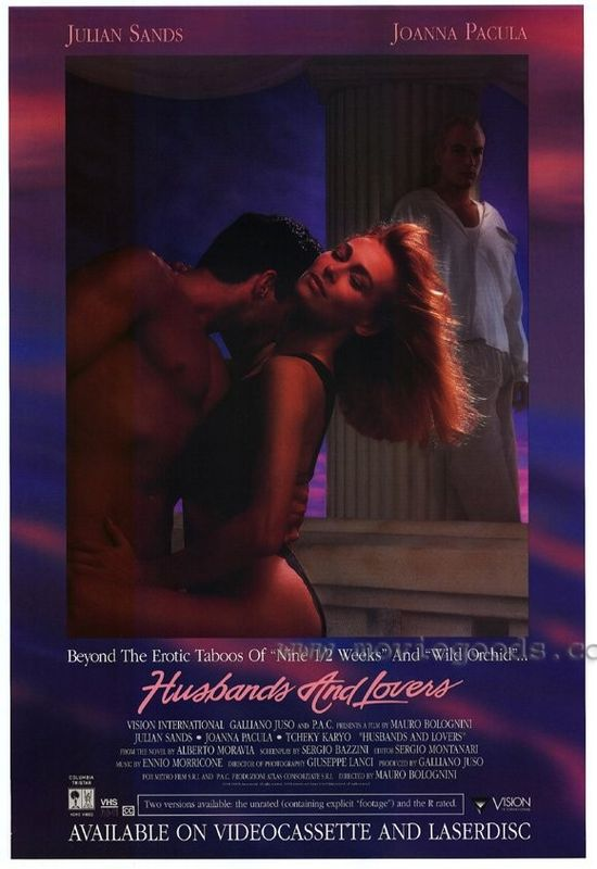 Husbands and Lovers movie