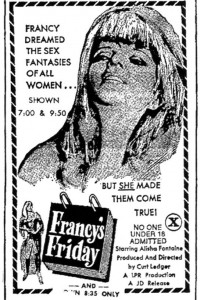 It's… Francy's Friday