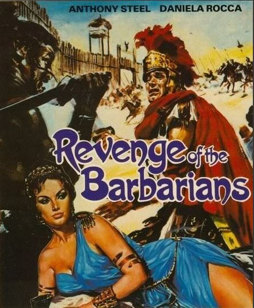 Revenge of the Barbarians movie