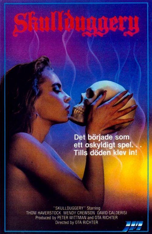 Skullduggery movie
