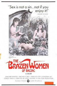The Brazen Women of Balzac