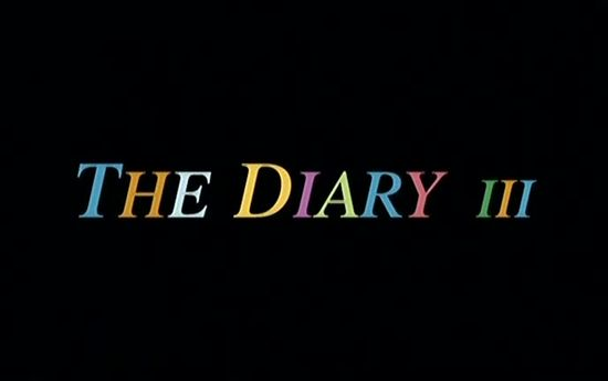 The Diary 3