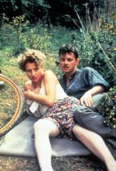 A LOVE IN GERMANY, (aka EINE LIEBE IN DEUTSCHLAND), Hanna Schygulla, Piotr Lysak, 1983, (c) Triumph Releasing