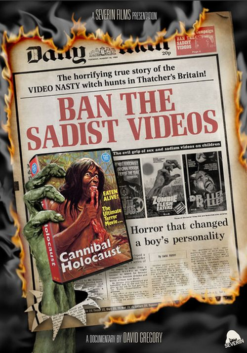 Ban the Sadist Videos! movie