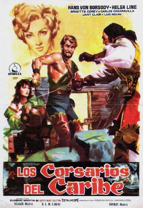 Conqueror of Maracaibo movie