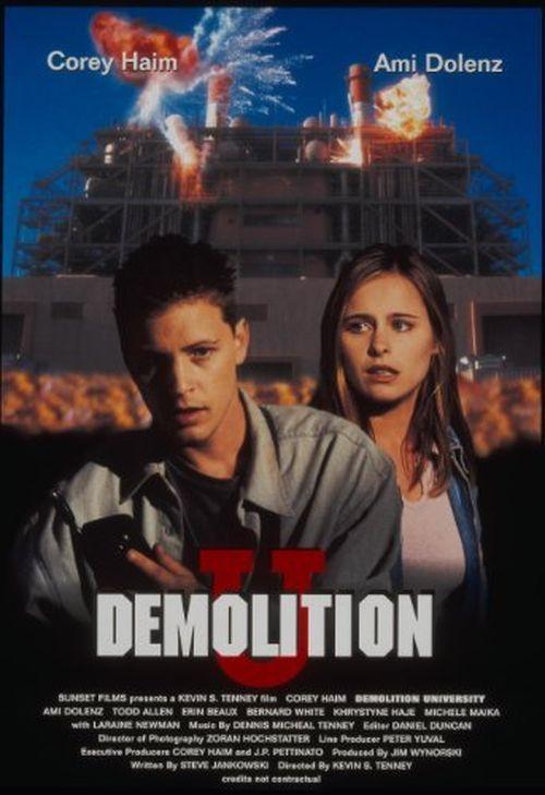 Demolition University movie