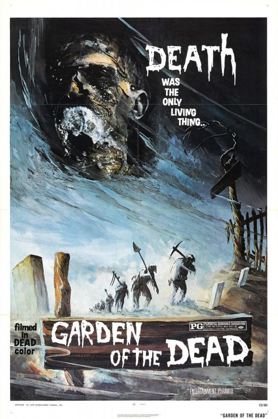 Garden of the Dead movie