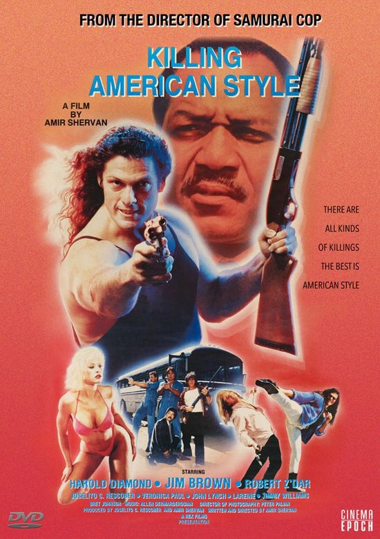 Killing American Style movie