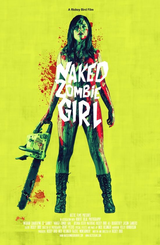 Naked Zombie Girl movie