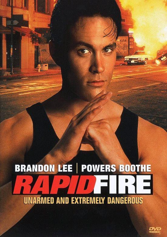 Rapid Fire movie