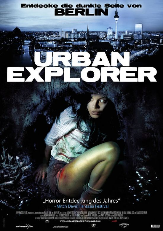 Urban Explorer movie