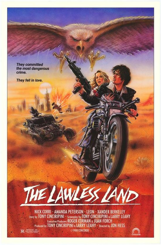 The Lawless Land movie