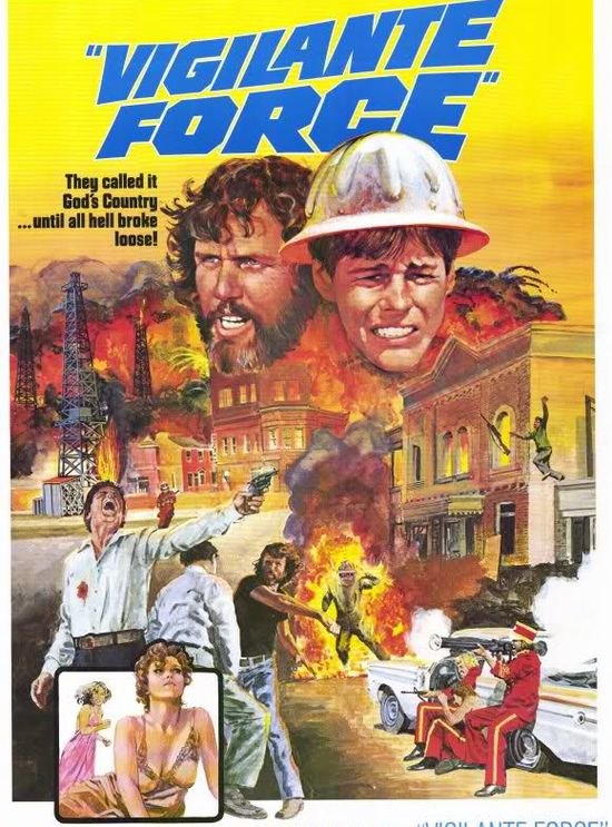 Vigilante Force movie