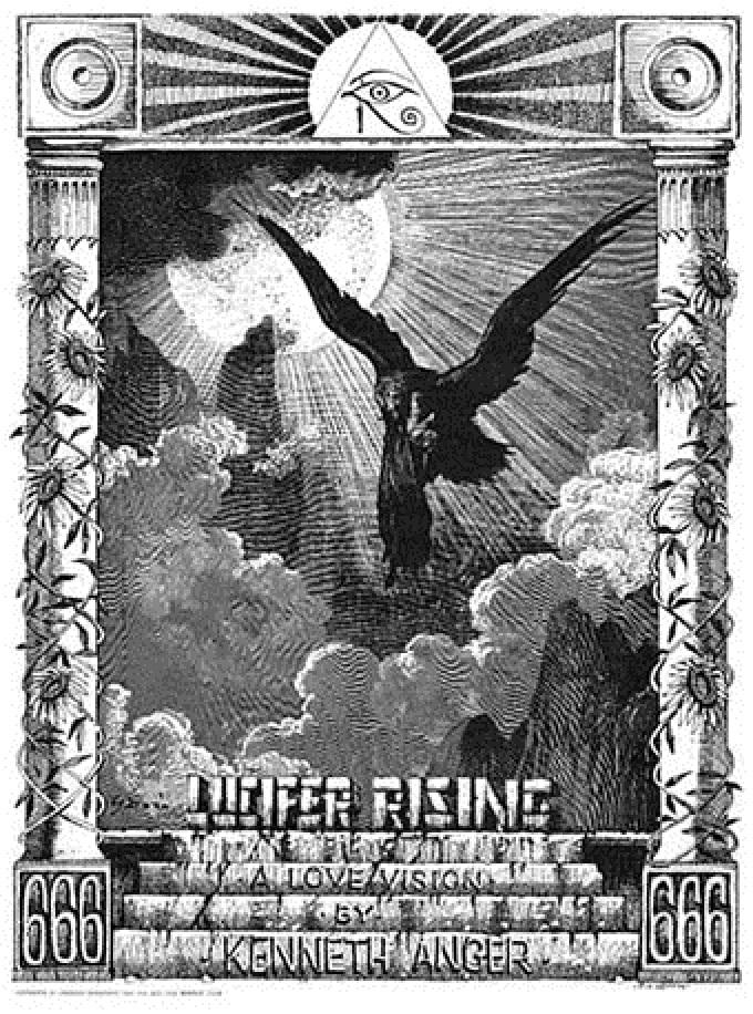 Lucifer Rising movie