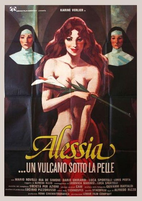 Alessia... un vulcano sotto la pelle movie