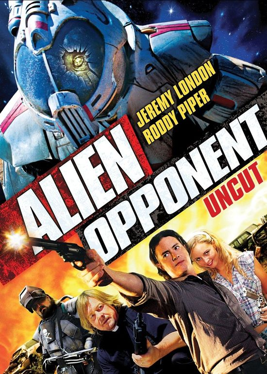 Alien Opponent movie